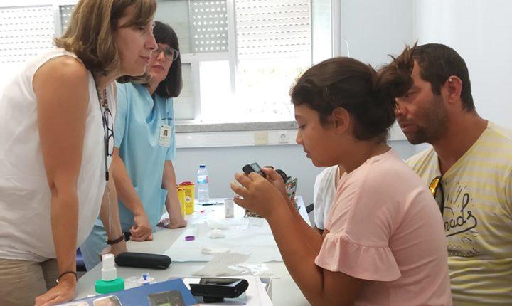Hospital de Évora já colocou 38 bombas de insulina a crianças