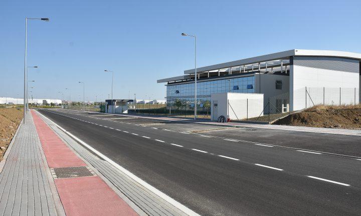 Câmara de Évora investe no Parque de Indústria Aeronáutica