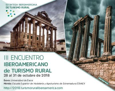 Encontro Ibero-Americano Turismo Rural apresentado em Évora