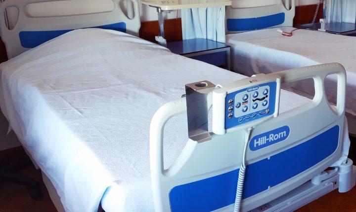 Hospitais do Alentejo têm 11 pessoas internadas com covid-19