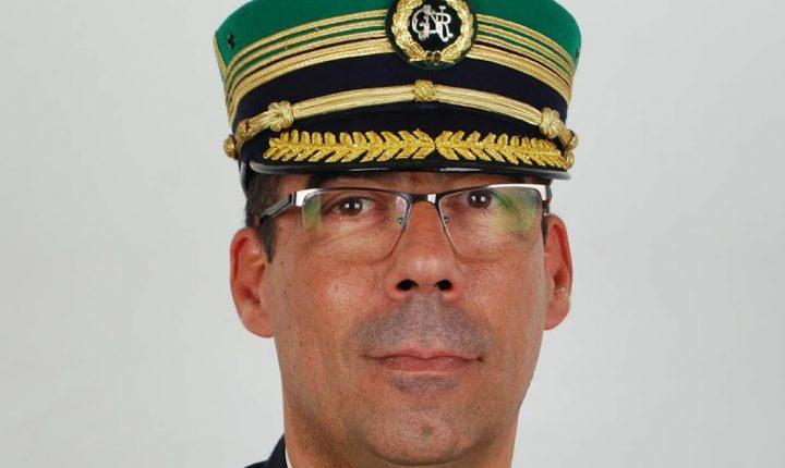 Coronel Joaquim Grenho é o novo comandante da GNR de Évora