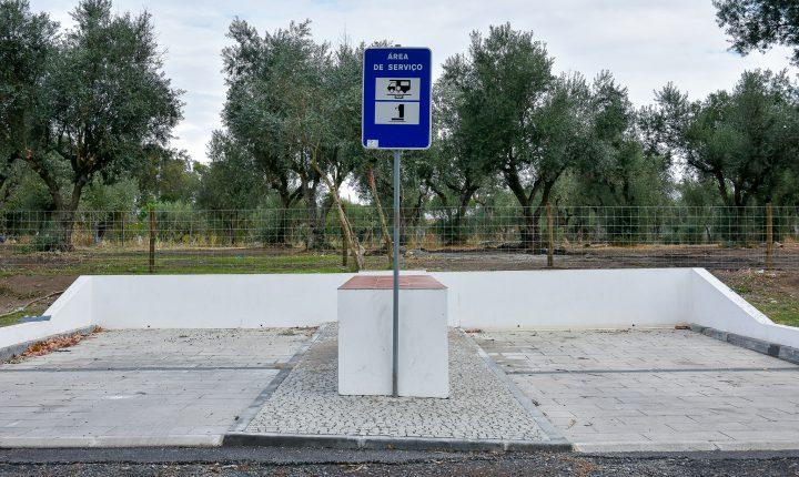Câmara de Évora intervém no Parque de Autocaravanas