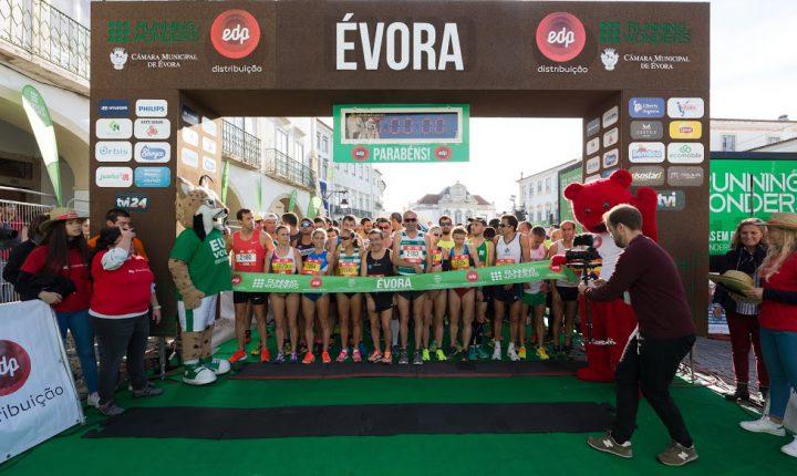 Meia Maratona de Évora espera seis mil participantes