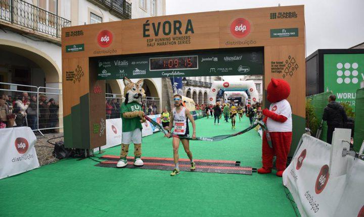 Marco Miguel vence Meia Maratona de Évora