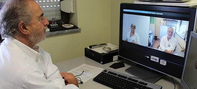 Hospital de Évora faz teleconsultas de cirurgia vascular