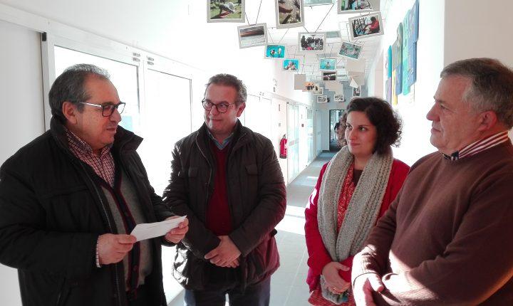 APPACDM de Évora recebe donativo anual do mercado abastecedor