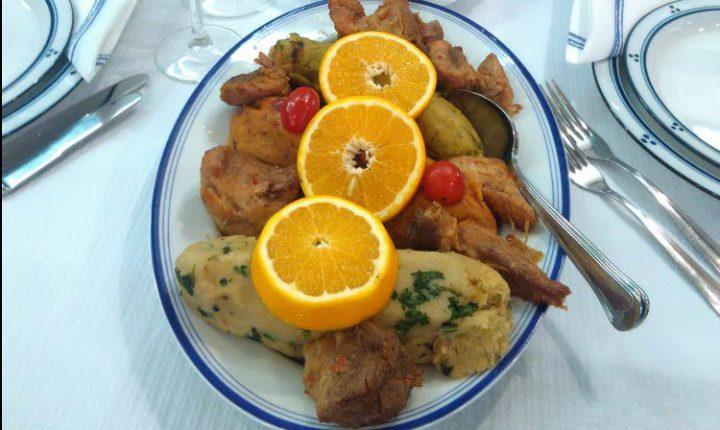 Pratos de carne de porco em destaque nos restaurantes de Arraiolos
