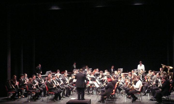 Estágio da Orquestra Juvenil de Sopros de Évora junta 84 jovens músicos
