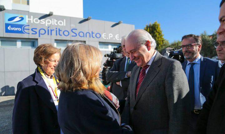 Rio duvida da intenção do Governo com novo hospital em Évora