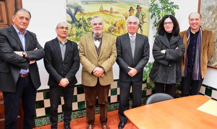 Embaixador da UNESCO visita Évora