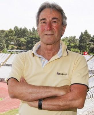 Morreu Fernando Peres, antigo futebolista e treinador do Juventude