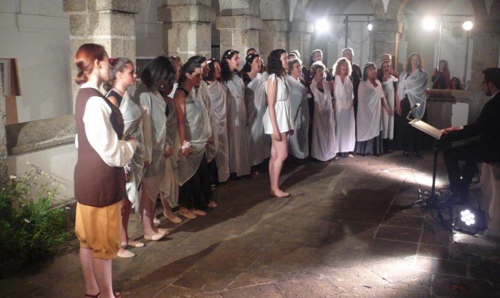 """Teatro Garcia de Resende recebe ópera """"Orfeo ed Eurídice"""""""