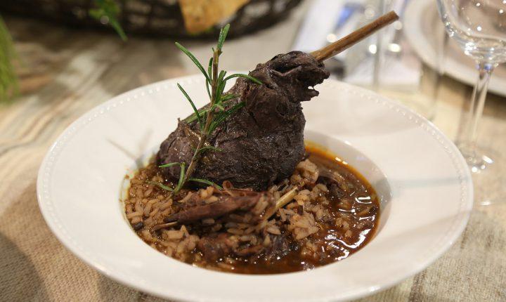 Onze restaurantes de Mora participam na Mostra Gastronómica da Caça