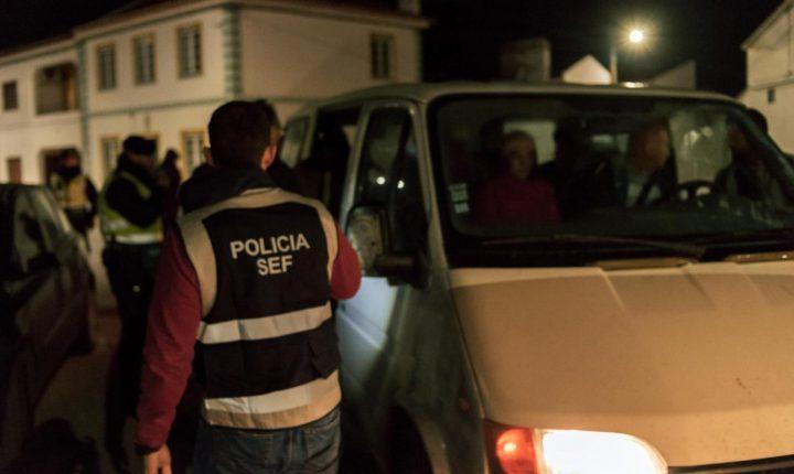 Casal e empresa acusados de tráfico de pessoas no Alentejo