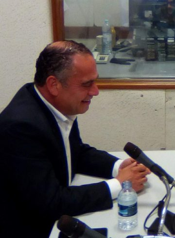 Falando Com – Sérgio Branco