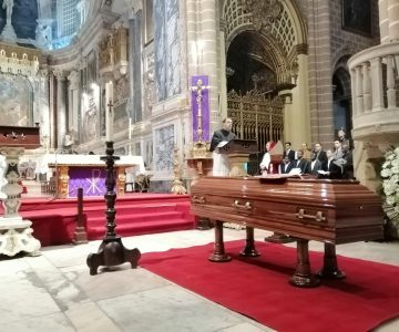 Celebrações fúnebres de D. Maurílio começaram na Sé de Évora