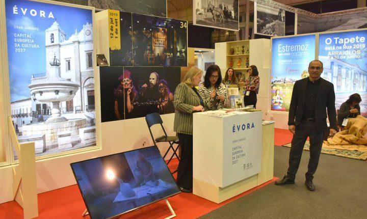 Évora promove concelho na Bolsa de Turismo de Lisboa