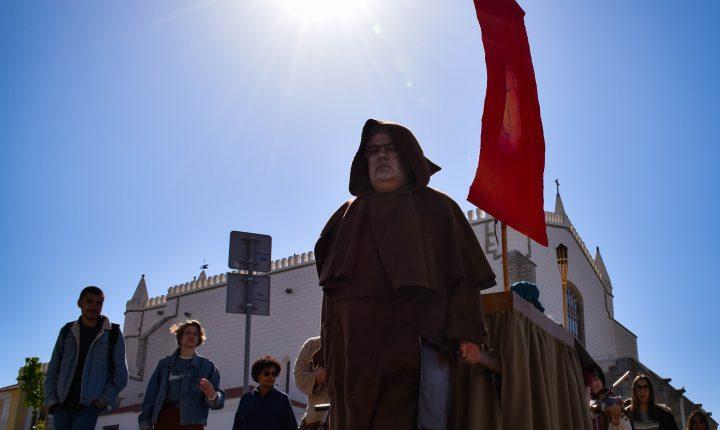 Roteiro teatral pelas ruas de Évora recorda caminhos da Inquisição