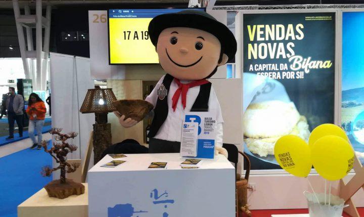 """Vendas Novas apresenta mascote e assume-se como """"Capital da Bifana"""""""
