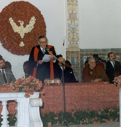 Faleceu o antigo Reitor Santos Júnior