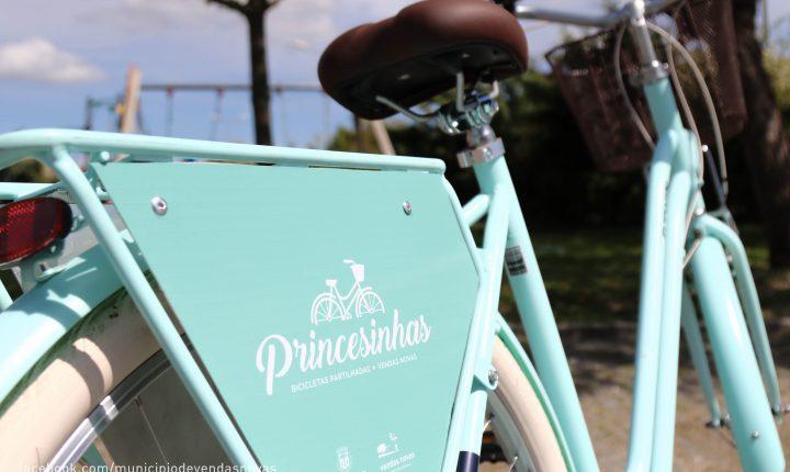Vendas Novas lança rede de bicicletas partilhadas