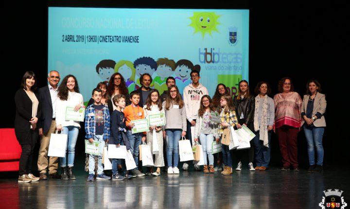 Oito alunos do distrito de Évora na prova nacional do Concurso de Leitura