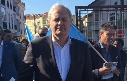 Candidato do Aliança nas Europeias está hoje em Évora