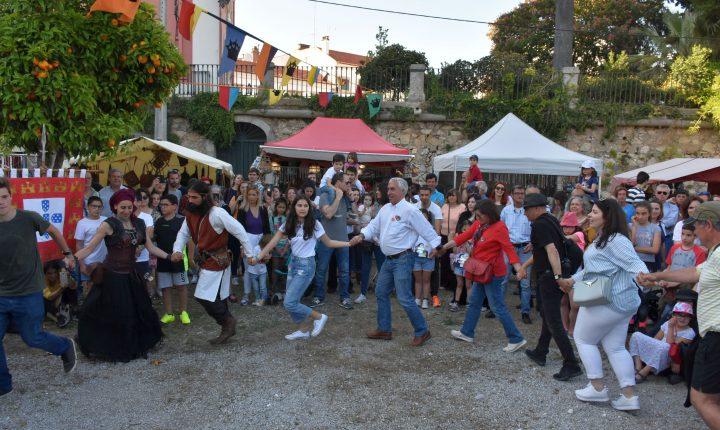 Mercado da idade média até domingo em Évora