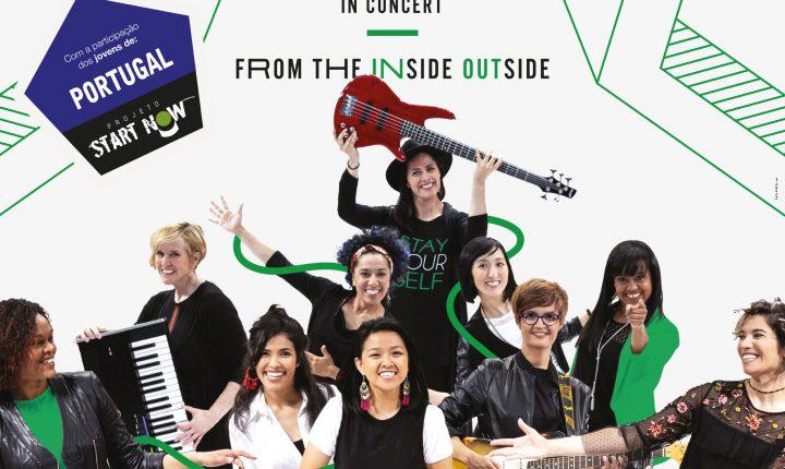 Grupo musical católico Gen Verde em Évora na próxima semana
