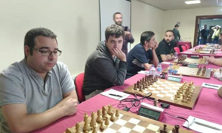 Montemor-o-Novo nas meias-finais da taça em xadrez