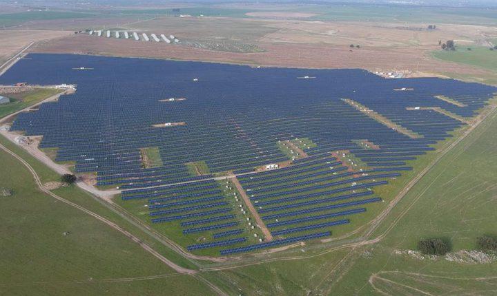 Nova central fotovoltaica começa hoje a funcionar em Évora