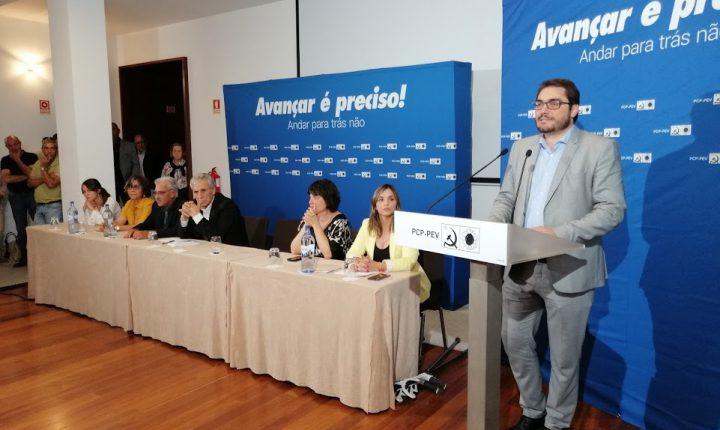 João Oliveira acusa PS de usar novo hospital para propaganda eleitoral