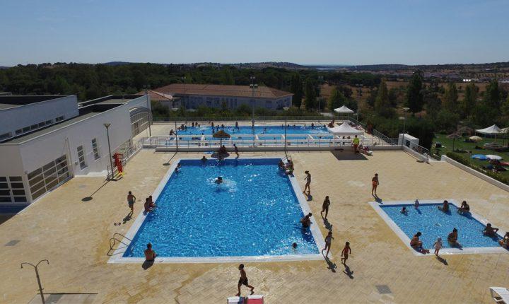 Época balnear já começou no concelho de Viana do Alentejo