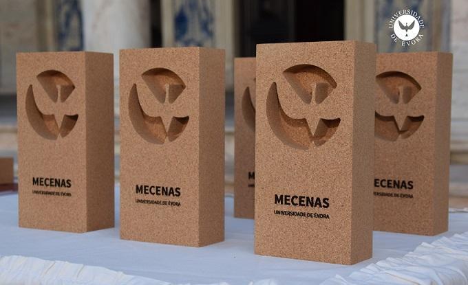 Universidade de Évora homenageia mecenas
