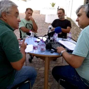 Programa Especial Feira do Chocalho – No Paço dos Henriques em Alcáçovas