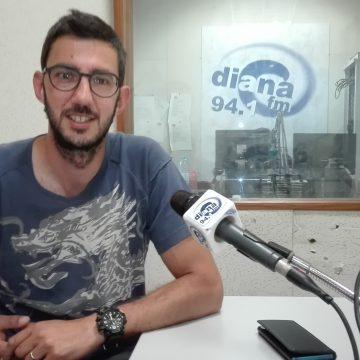Falando com Ricardo Candeias