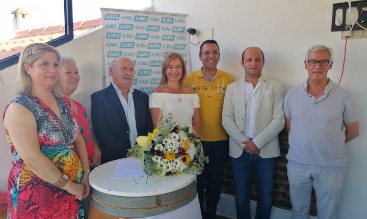 Aliança apresenta candidatos por Évora nas legislativas