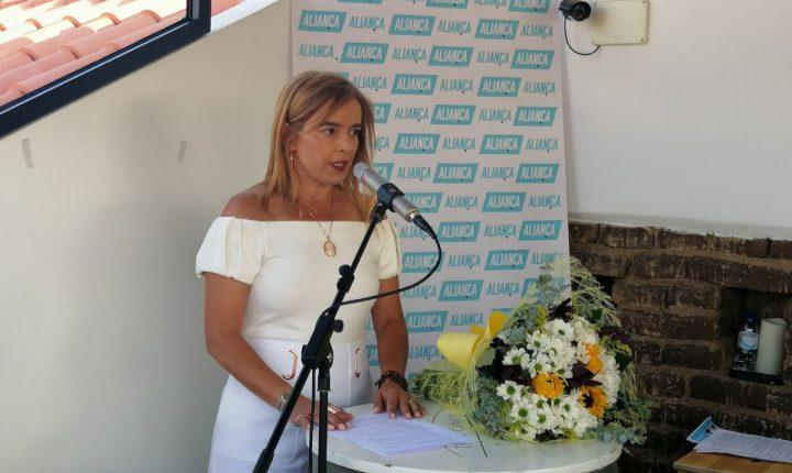 """Candidata do Aliança por Évora quer """"fazer diferente"""" no Parlamento"""