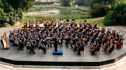 Banda Sinfónica da PSP dá concerto em Évora