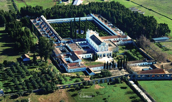 Fundação Eugénio de Almeida aumenta número de visitas ao Convento da Cartuxa