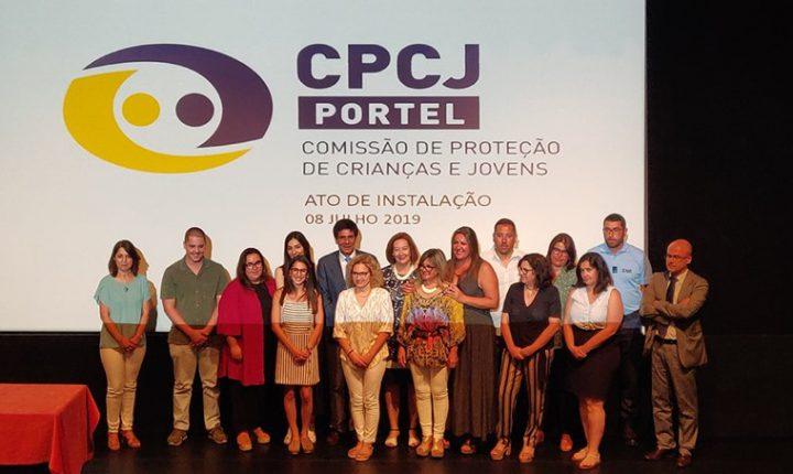 Portel já tem Comissão de Proteção de Crianças e Jovens