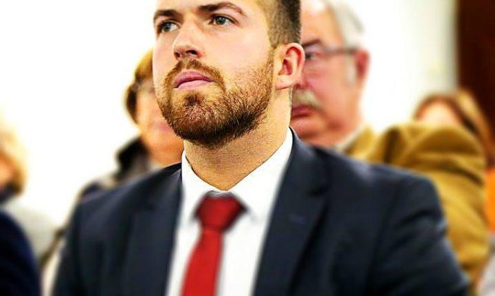 João Fortes eleito presidente da concelhia de Mourão do PSD