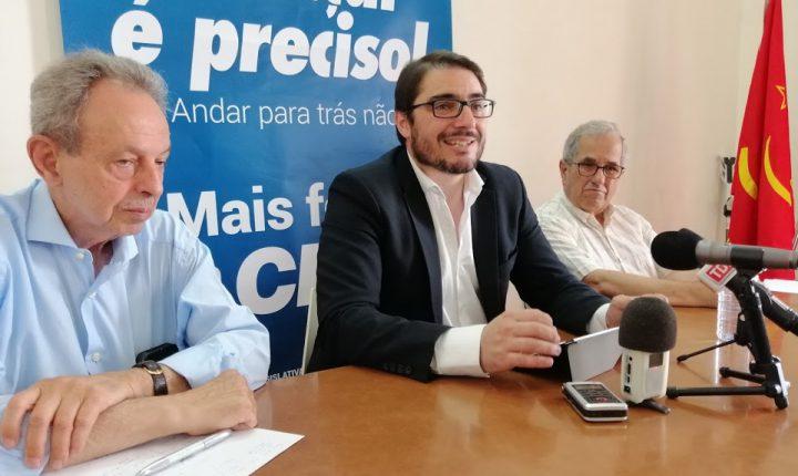 PCP quer compromisso político em torno do novo hospital de Évora