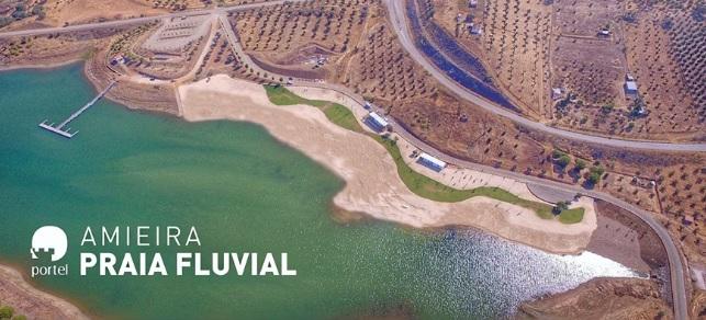 Nova praia fluvial abre amanhã no concelho de Portel