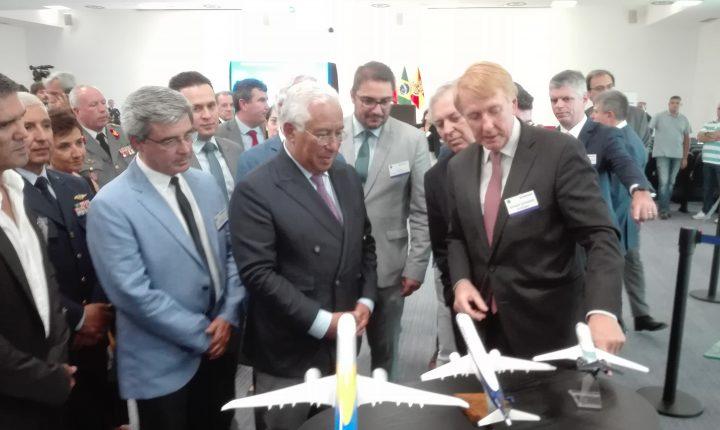 Acordo para compra do KC390 é importante para a coesão territorial