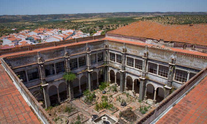 Convento em Moura adjudicado aos investidores do Convento do Espinheiro