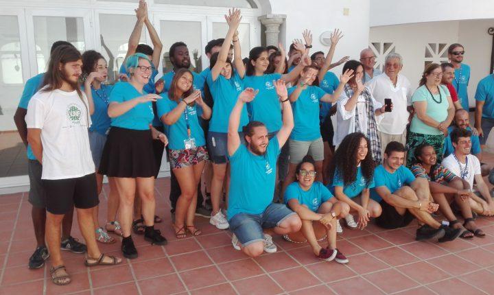 Clima, identidade de género e política discutidos por jovens europeus em Évora