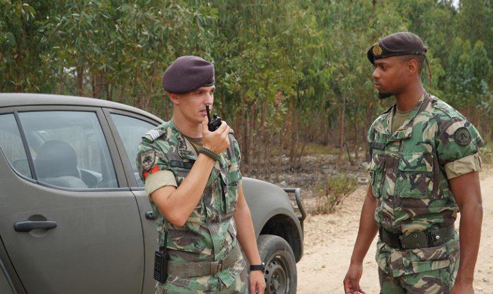 Militares reforçam vigilância contra incêndios no Alentejo