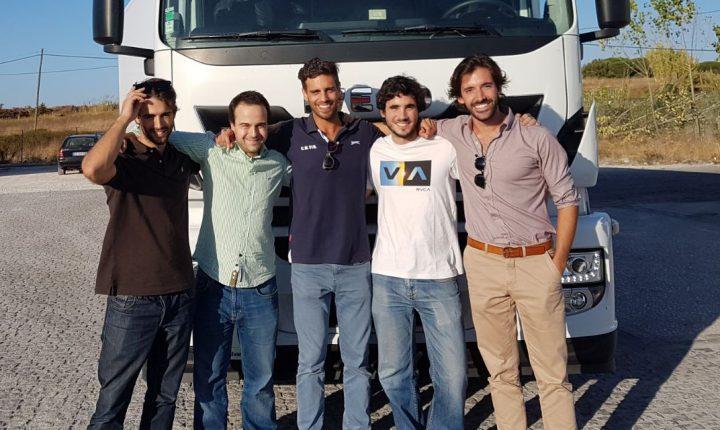 Startup de Évora atrai 500 mil euros para poupar combustível