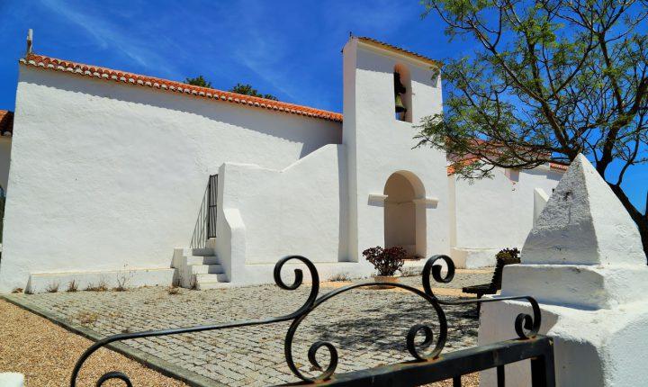 Igreja de Santa Margarida da Serra já é Monumento de Interesse Público